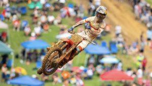 AMA Motocross 250, Ironman: Jett Lawrence assume liderança thumbnail