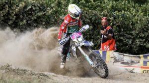 ISDE, 6.º dia, Motocross Final: Joana Gonçalves termina em 4.ª thumbnail