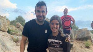 Trial: Mariana Afonso conheceu Toni Bou! thumbnail