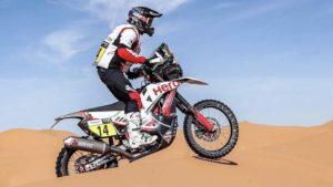 """Sebastian Bühler, Rally Marrocos, Etapa 4: """"Sabia que ia perder tempo"""" thumbnail"""