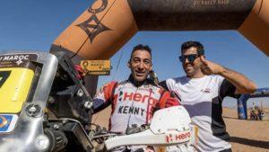"""Joaquim Rodrigues, Rally Marrocos, Final: """"8.º lugar é uma boa motivação para o Dakar"""" thumbnail"""