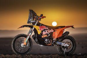 Rali de Marrocos: Armada KTM pronta para o desafio thumbnail
