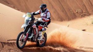 """Sebastian Bühler, Rally Marrocos, Etapa 3: """"Encontrei a saída do rio e essa foi a 'chave'"""" thumbnail"""