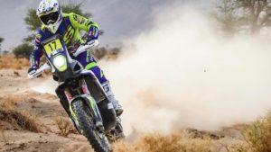 """Rui Gonçalves, Rally Marrocos, Etapa 4: """"Caí forte e estou bastante dorido"""" thumbnail"""