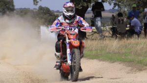 Baja TT Reguengos, Final: Domínio de Gustavo Gaudêncio thumbnail