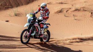 Rally de Marrocos, Etapa 2: Joaquim Rodrigues no Top 10 thumbnail