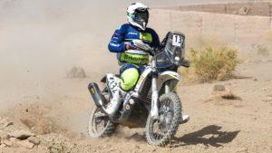 Rally de Marrocos: Bruno Santos abandona lesionado thumbnail