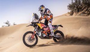 Rali de Marrocos, 2ª Etapa: Walkner vence etapa e sobe a líder thumbnail