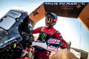 """Rali de Marrocos – Ruben Faria (Honda): """"Será um importante teste para o Dakar"""" thumbnail"""