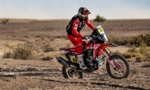Rali de Marrocos, 2021: Triunvirato Honda em Zagora thumbnail