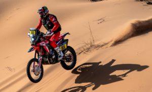 """Rali de Marrocos – Ruben Faria: """"O Barreda abriu a pista durante mais de 300 km"""" thumbnail"""