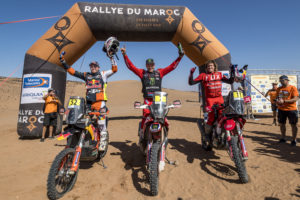 Rali de Marrocos, Etapa 5: Quintanilha vence etapa e rali, Rodrigues no top 10 thumbnail