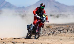 Rali de Marrocos, Etapa 1: Barreda vitorioso, Price apanhado por tempestade de areia thumbnail