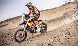 Rali de Marrocos, Etapa 3: Price rápido queixou-se do roadbook thumbnail